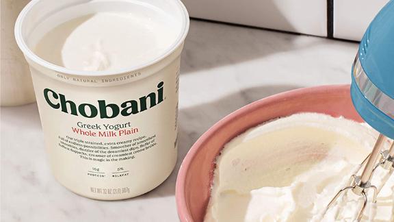 Chobani Non-Fat Greek Yogurt